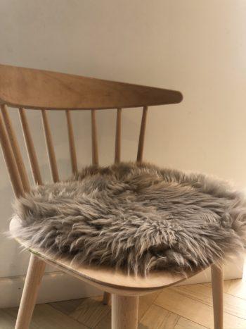 Warm grey pad