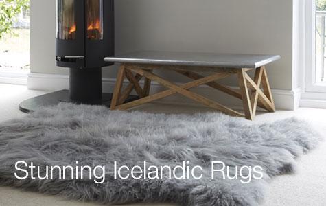 Stunning Icelandic Rugs