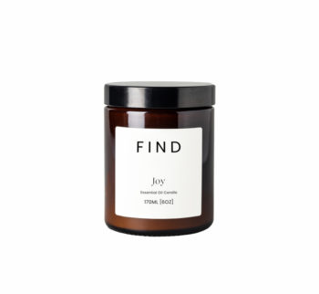 Find your joy candle