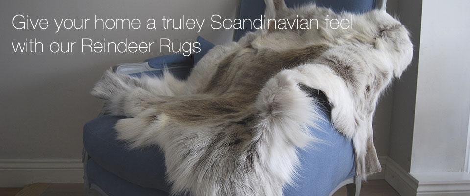 Stunning Reindeer Rugs