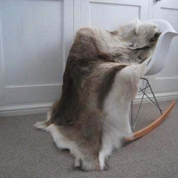 medium reindeer hide