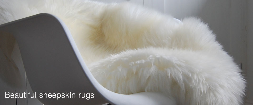 Beautiful Sheepskin Rugs