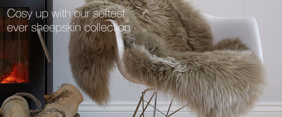 Softest Sheepskin Collection