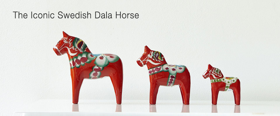 The Iconic Swedish Dala Horse